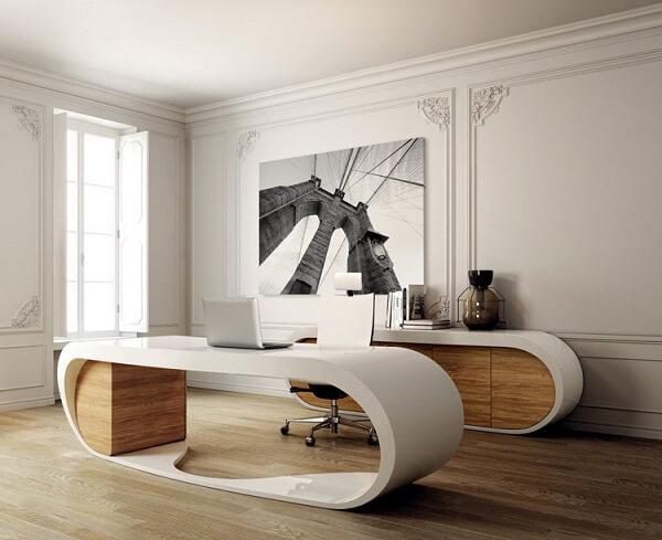 O tamanhos dos quadros para escritório influenciam na decoração do espaço