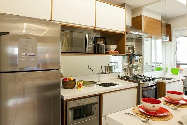 Coloca essas dicas em prática e deixe sua cozinha brilhando