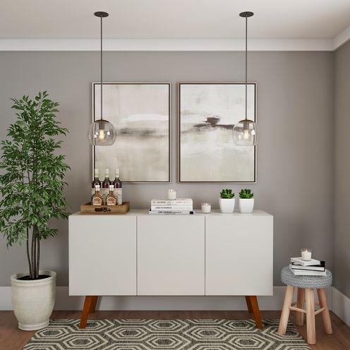 Buffet aparador para sala moderna