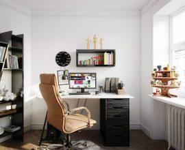como montar um escritório em casa Foto GettyImages