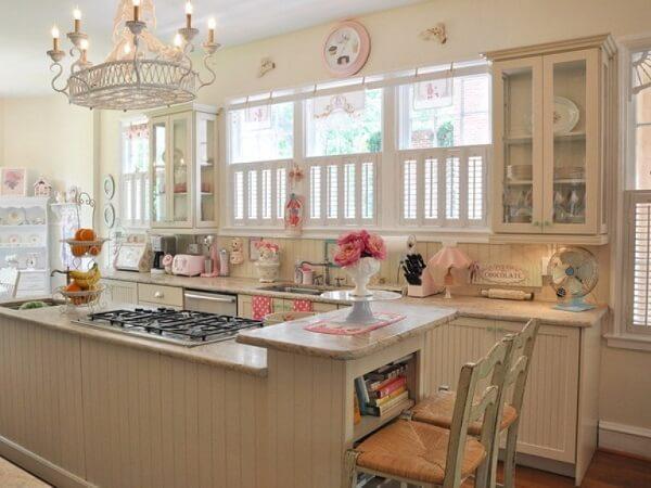 cozinha vintage utensílios