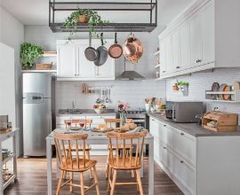 cozinha vintage possível capa