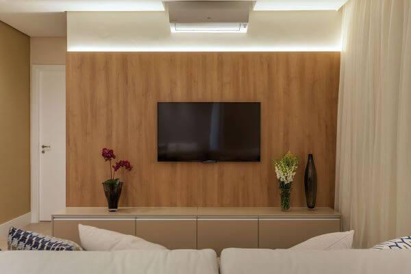 Painel para tv simples e bonito