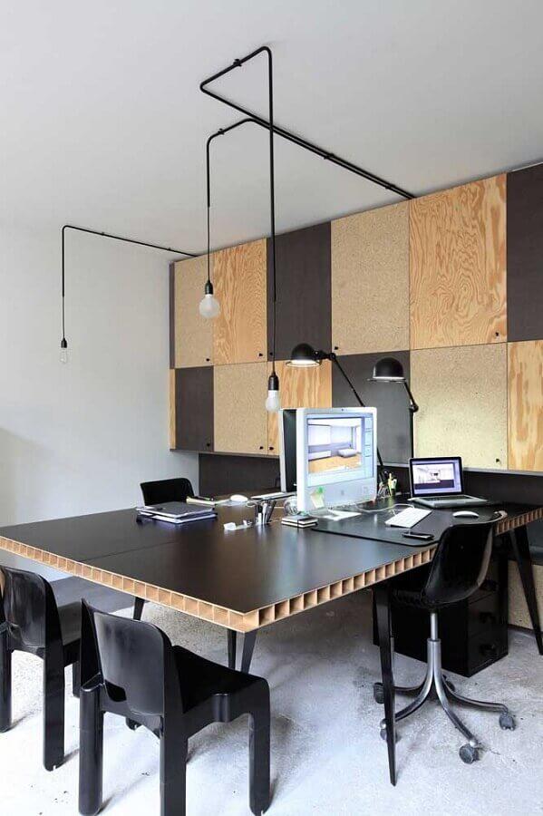 mesa de escritório moderna Foto Archilovers