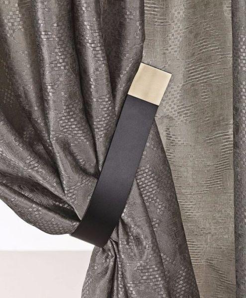 Prendedor de cortina clássico simples