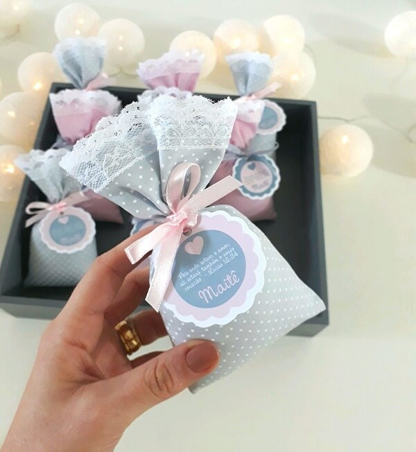 Invest in scented sachet for party favors