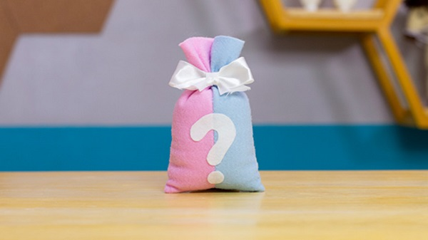 The fragrant sachet for tea party revelation is pure cuteness