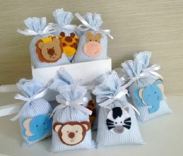 Scented sachet for children's party
