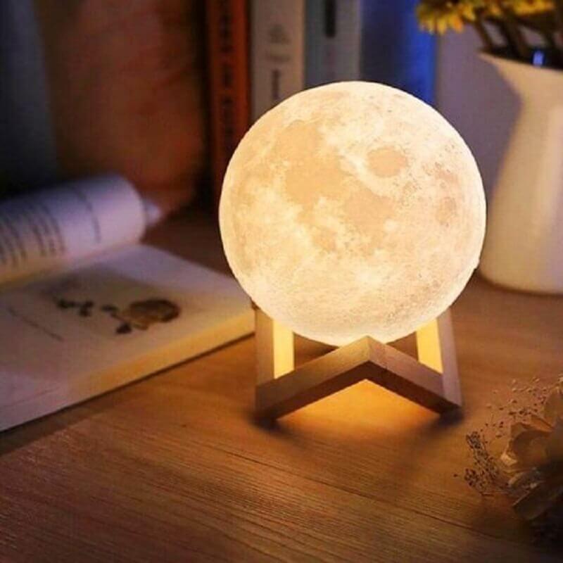 abajur de lua Foto Lucimara Di Cali