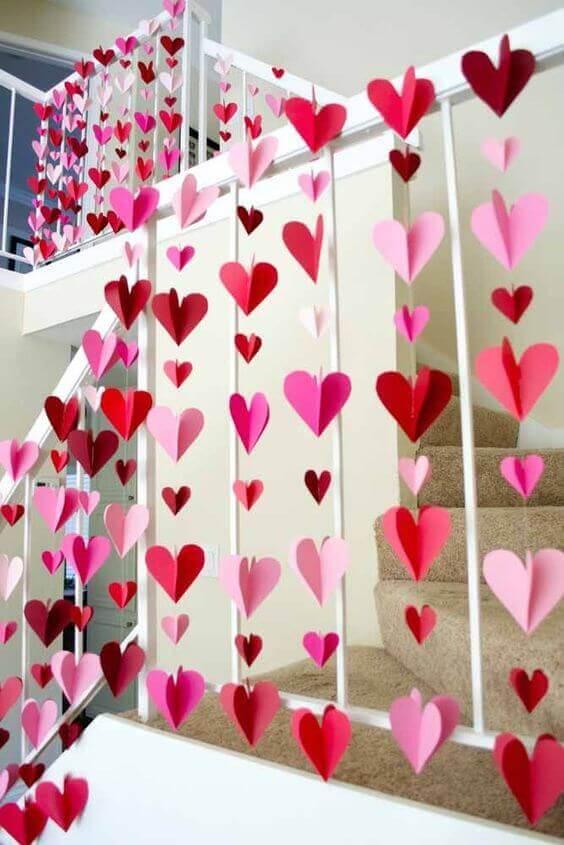 Decore o restante da casa com detalhes super românticos