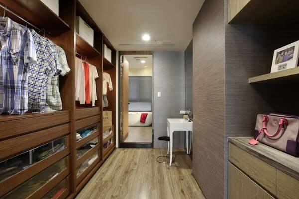 Monte seu closet planejado de acordo com a sua necessidade