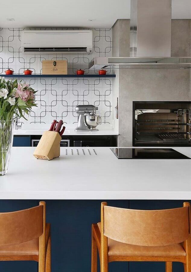 cozinha completa gourmet Foto Pinterest