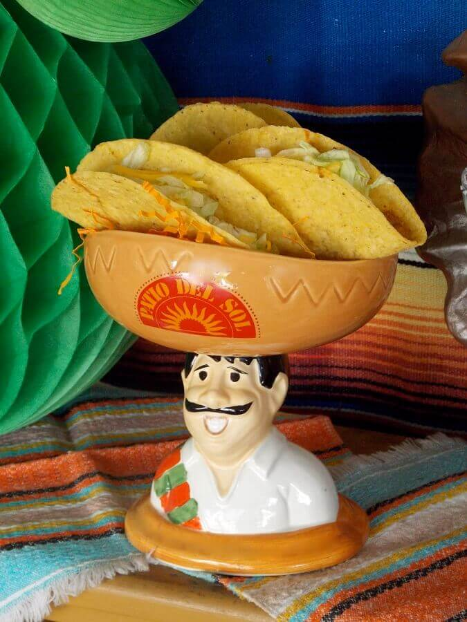 fun decoration for mexican party Photo Catch My Party