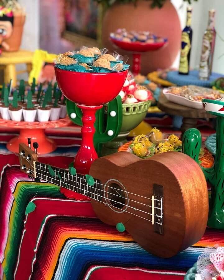 decoration mexican party Photo Bello Toque
