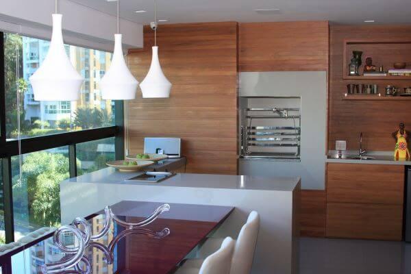 Coloque uma boa decoração na casa moderna