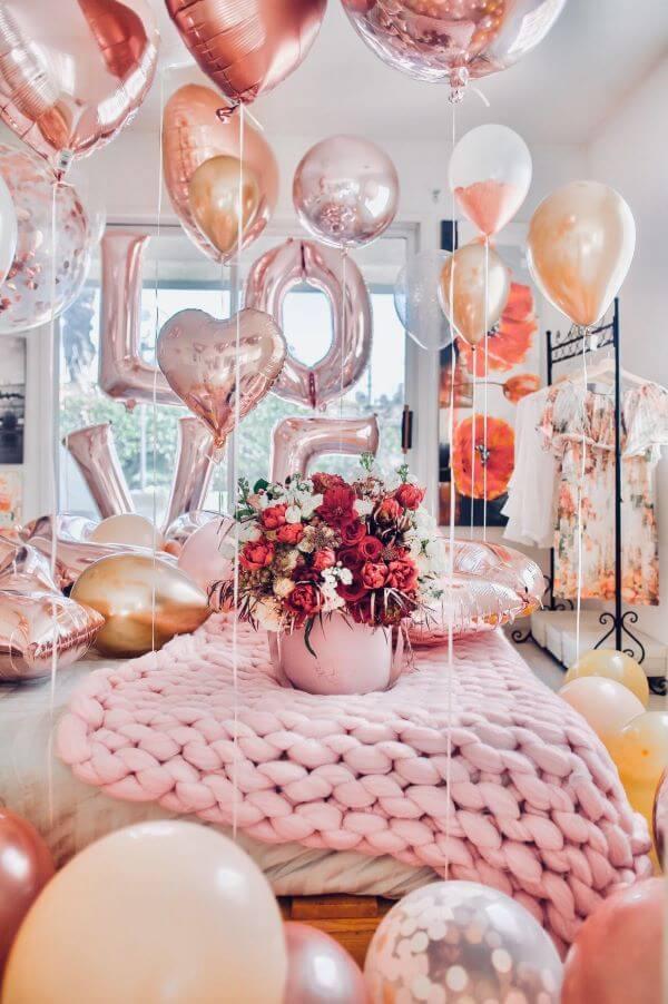 decoracao-romantica-simples-pinterest