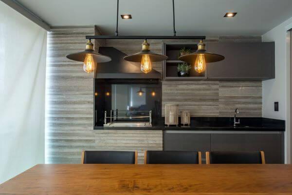 Decore as áreas das churrasqueiras com muito estilo
