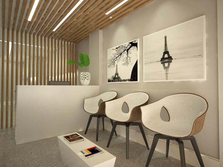 design moderno de cadeira de escritório fixa para recepção Foto pinterest