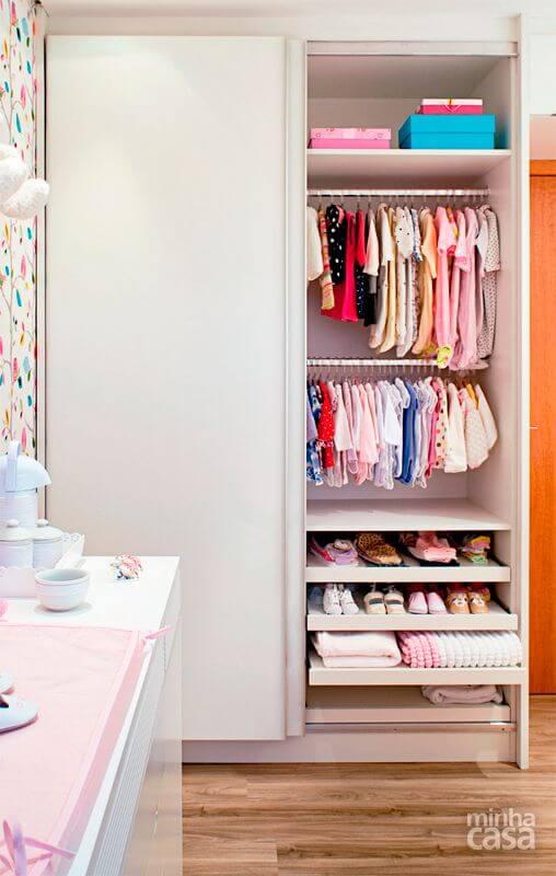 Guarda roupa infantil 2 portas de correr