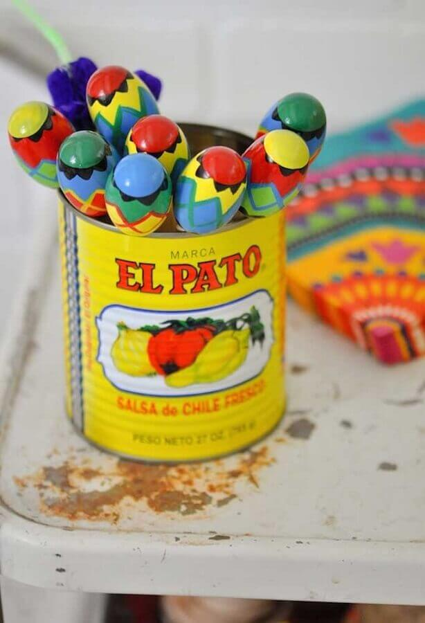 ideas for Mexican party decoration Foto Pinterest