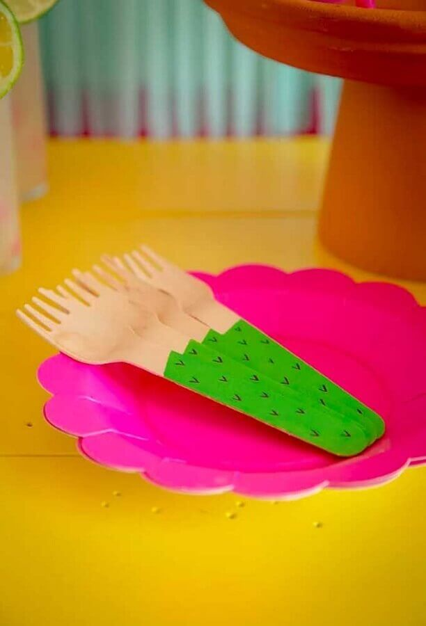 ideias para festa mexicana Foto Pinterest