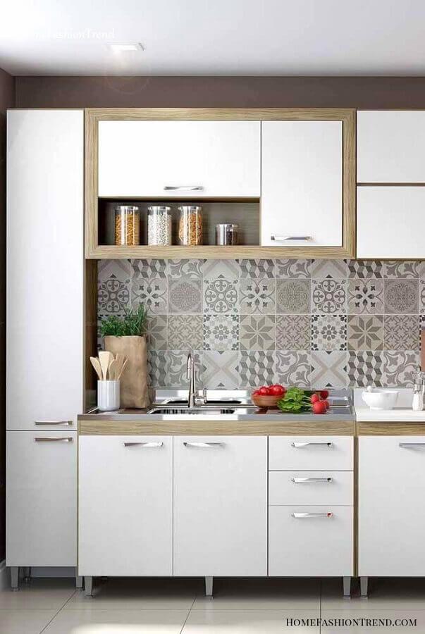 modelo cozinha modulada completa Foto Home Fashion Trend