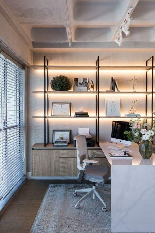 modelo de cadeira de escritório ergonômica moderna Foto Pinterest