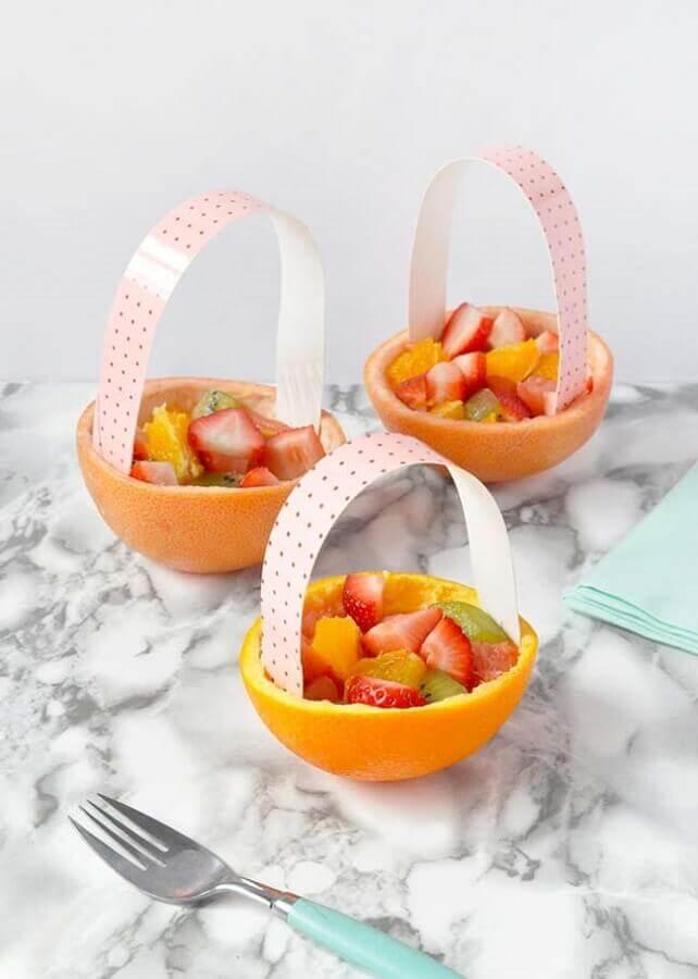 sala de frutas para festa infantil simples Foto Pinterest