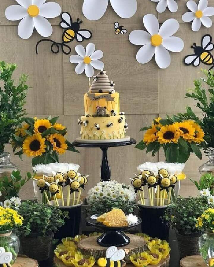 bumblebee party themes Photo Pinterest