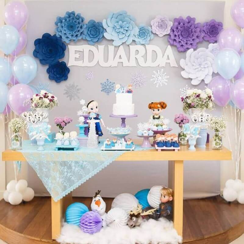 frozen photo pinterest party mezzanine themes