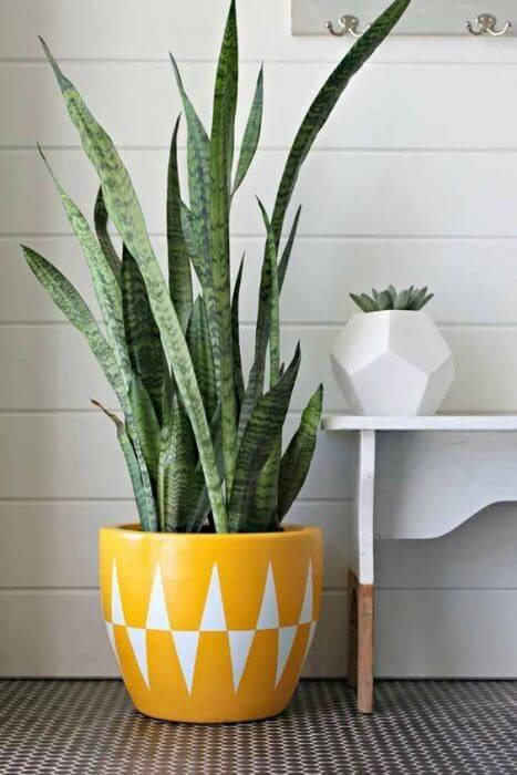 Que tal ter lindos vasos decorativos grandes coloridos?