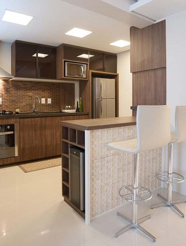 Aposte no granito café imperial para transformar a decoração da sua cozinha.