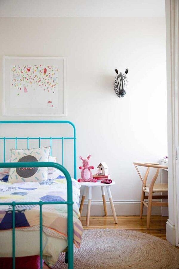 Decore o quarto infantil com um lindo criado mudo
