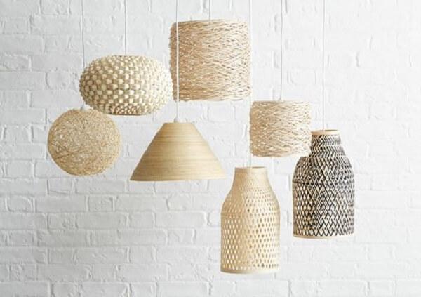 Detalhes na iluminação do ambiente que fazem toda a diferença na decoração tropical chique