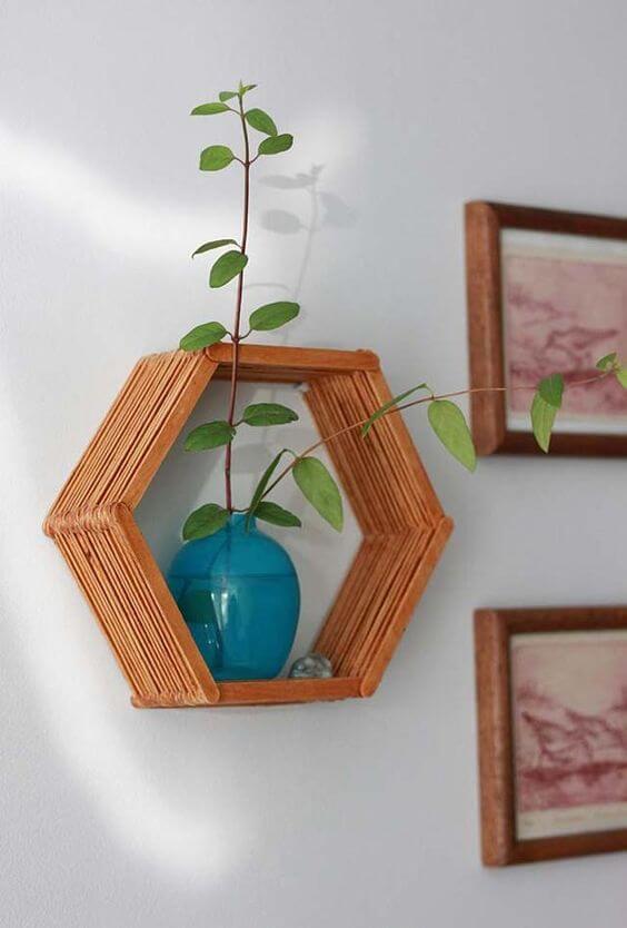 Artesanatos fáceis de fazer para decorar sua casa