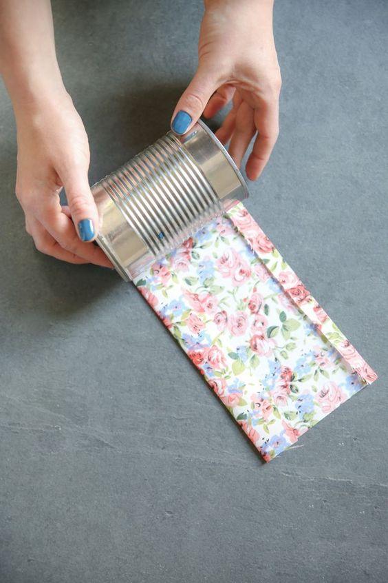 Artesanatos fáceis com tecido