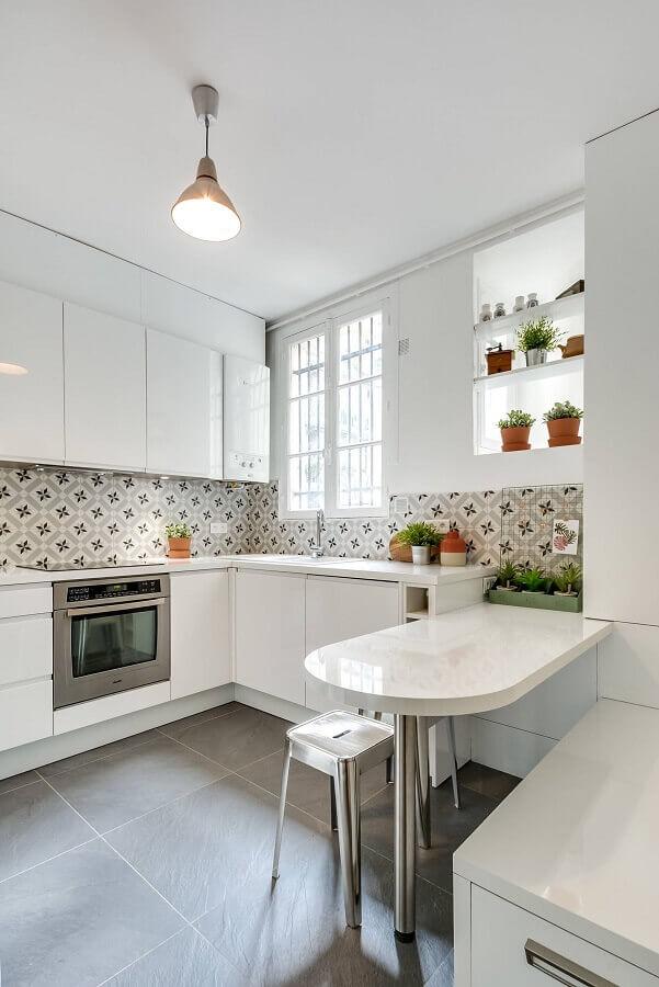 faixa de cerâmica para cozinha Foto Houzz