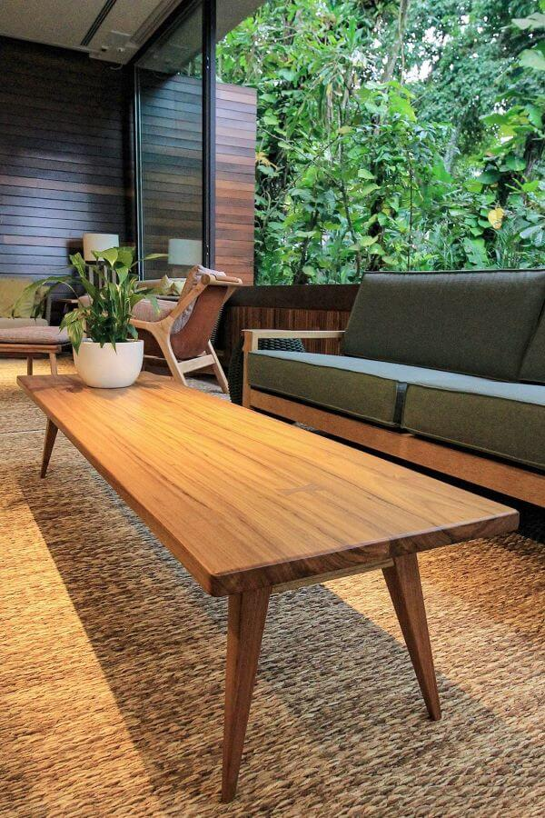 Tipos de madeira para móveis Freijó