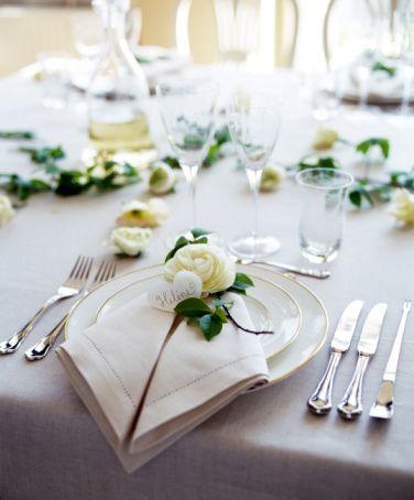 Mesa de jantar, aprenda como dobrar guardanapo