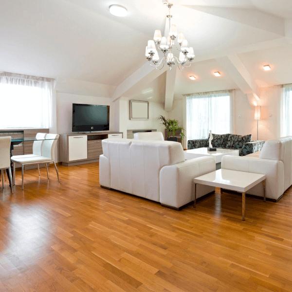 Tipos de pisos de madeira cerejeira