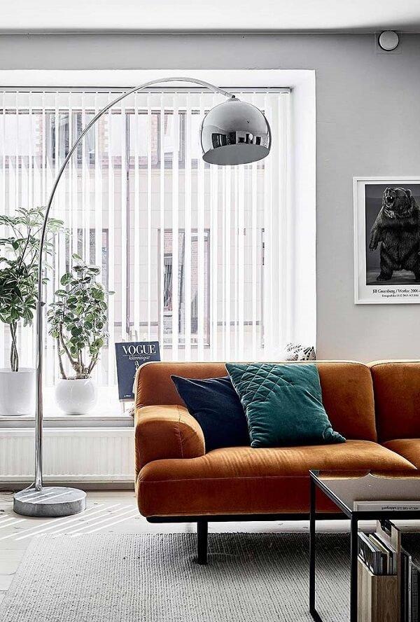 As persianas paras sala vertical trazem estilo e personalidade para o ambiente