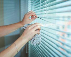 Dicas práticas e infalíveis de como limpar persianas em casa
