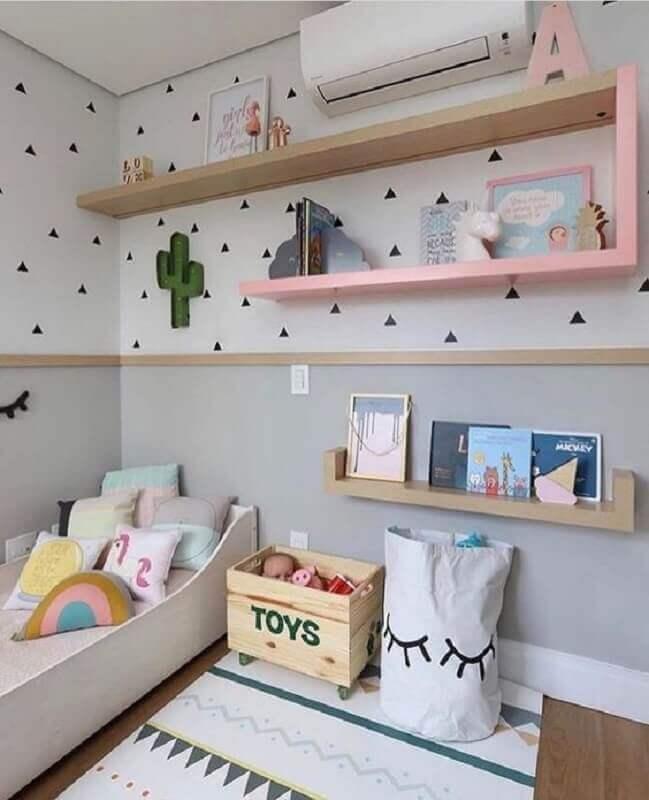 almofadas para quarto infantil Foto Stúdio 166