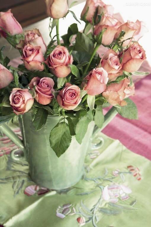 Buquê de rosas mini