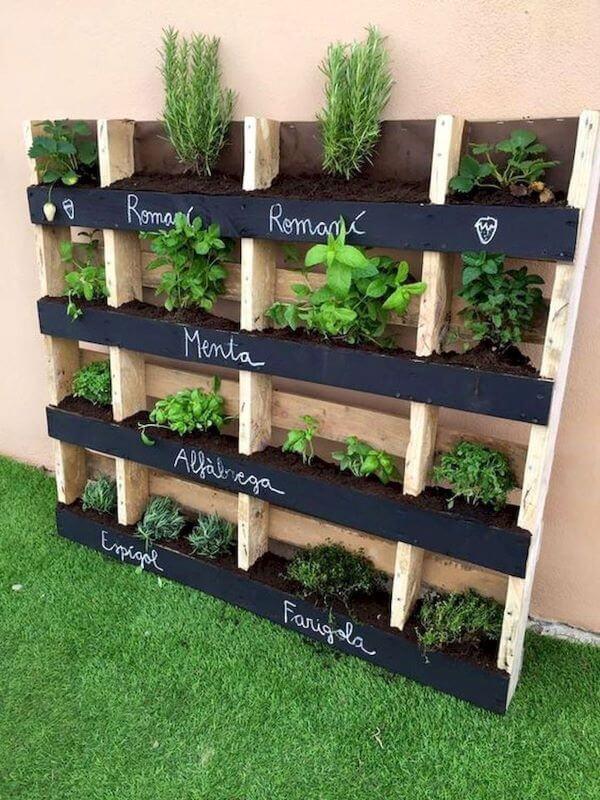 Como fazer horta no quintal de casa moderna