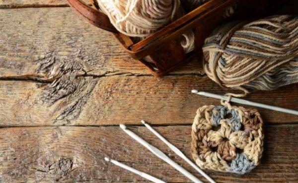 Monte seu kit de crochê para iniciantes