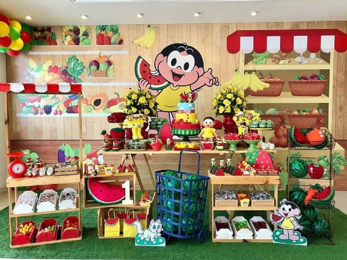 magali rustic children's party decoration Photo Finding Ideas