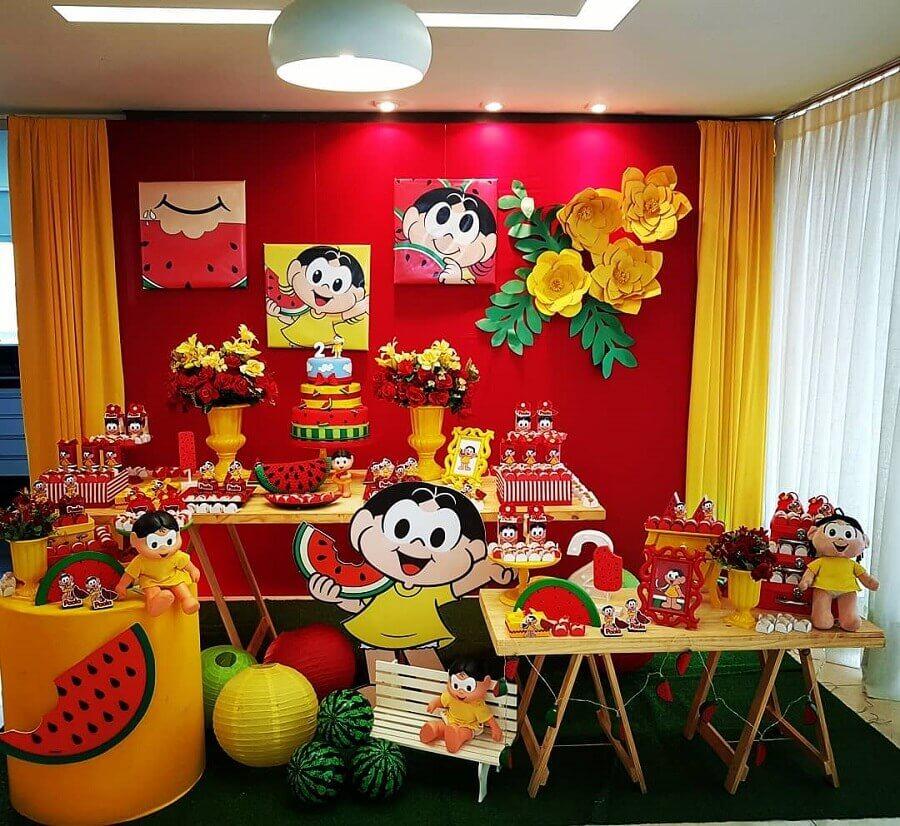 fun table decoration for magali Foto Festila