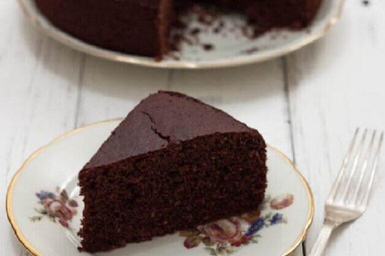 dicas de como fazer bolo de chocolate simples Foto Foto The Raw Beet