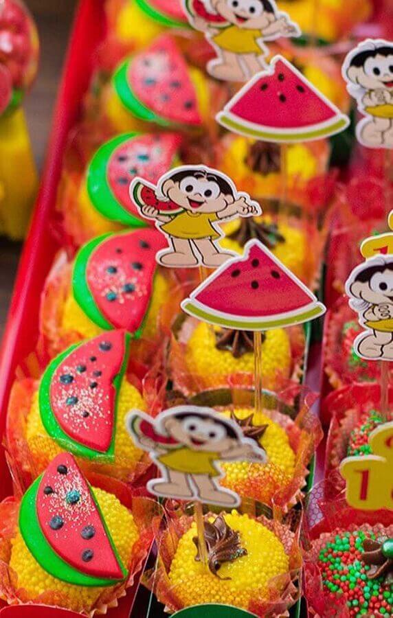docinhos personalizados para festa da magali Foto Super Festa Infantil